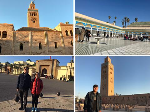 联农-摩洛哥