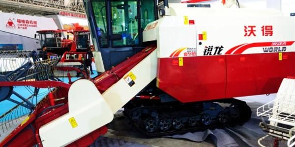 三角厂家发布:市场上出现千千万万个专业的农机服务组织