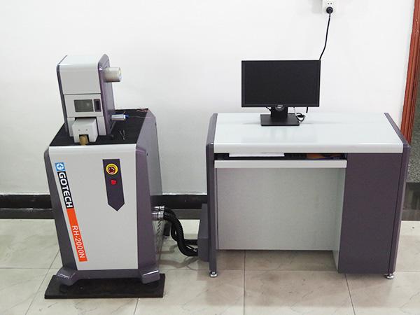 联农橡胶压缩生热试验机